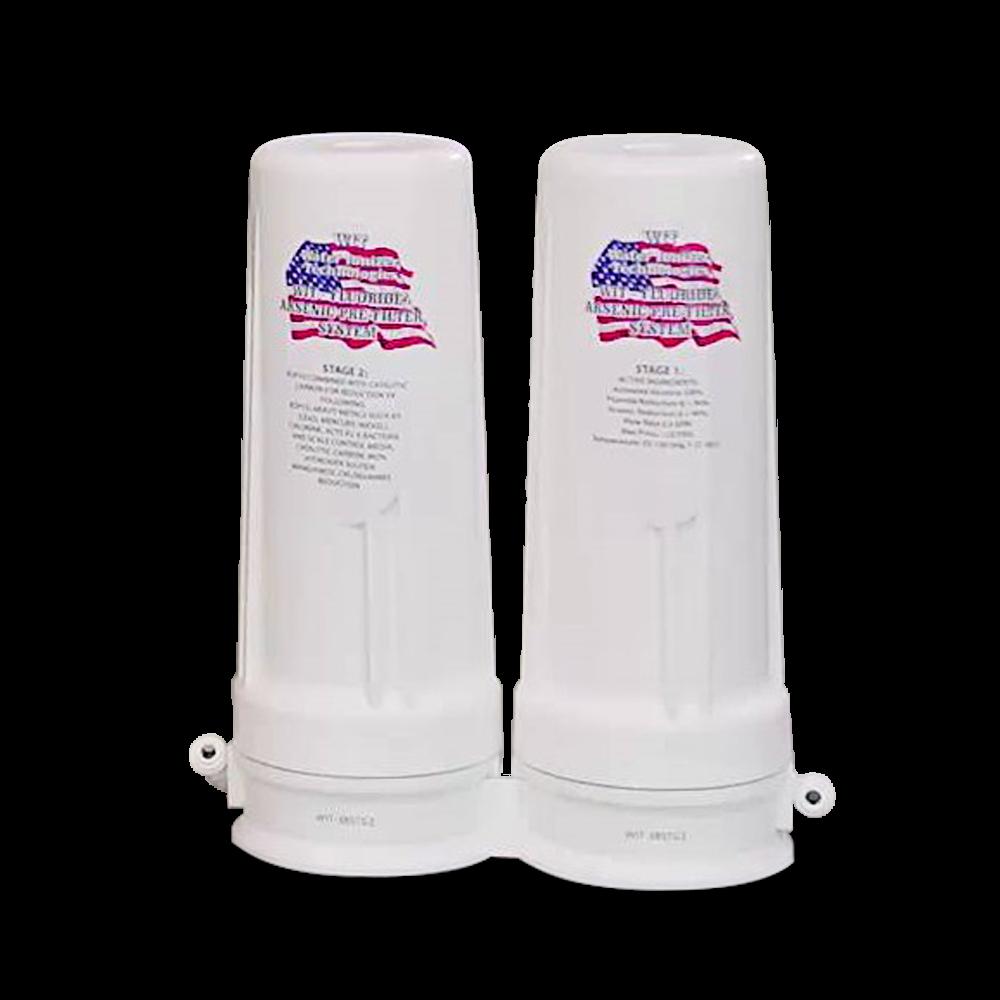 2-Bank Fluoride Filter