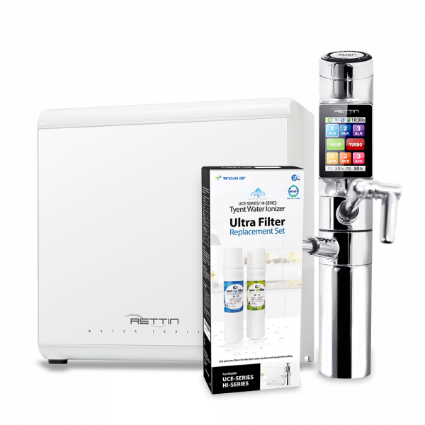 Tyent Under Counter Ionizer Filters